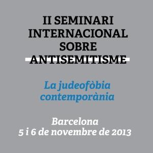 Portada seminari 2013 segona versió